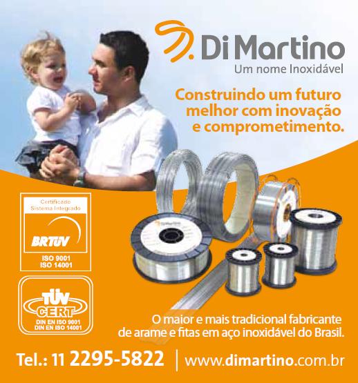 BABENKO agencia publicidade - Anuncio Jornal Di Martino