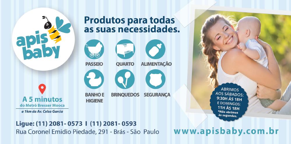 BABENKO agencia publicidade - Anuncio Revista Apis Baby