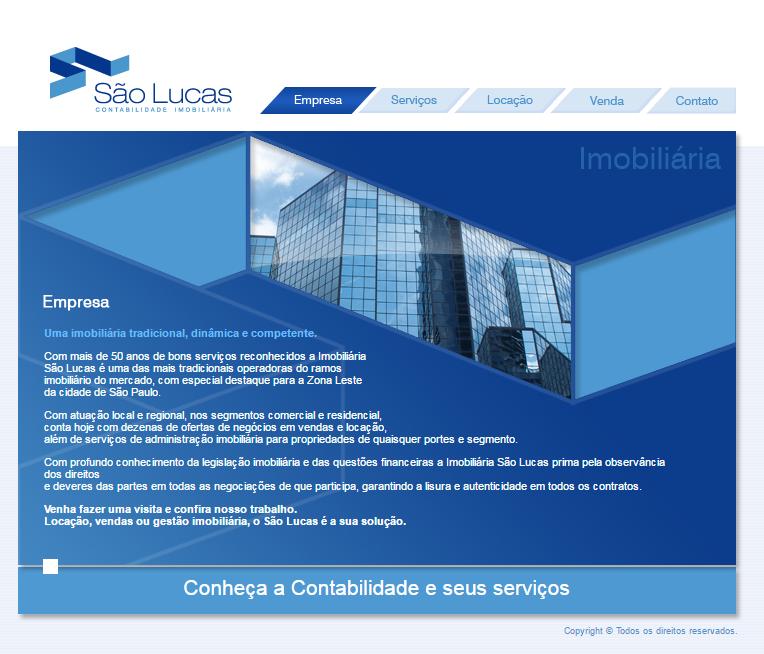 BABENKO agencia publicidade - Desenvolvimento Criação de Design de Sites Contabilidade Imobiliaria Sao Lucas