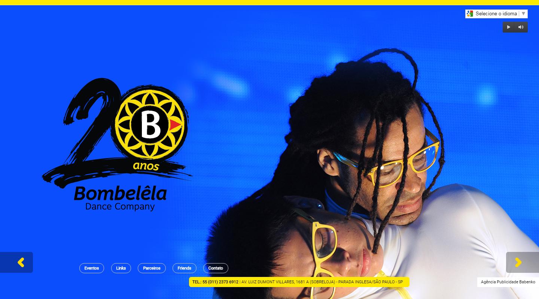 BABENKO agencia publicidade - Desenvolvimento Criação de Design de Sites Bombelela