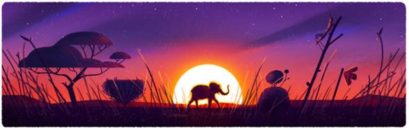 BABENKO agencia publicidade - Dia da Terra - Doodle