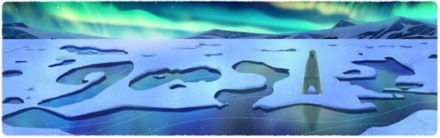 BABENKO agencia publicidade - Dia da Terra - Doodle - Tundra